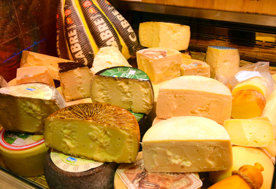 formaggi di Tolu
